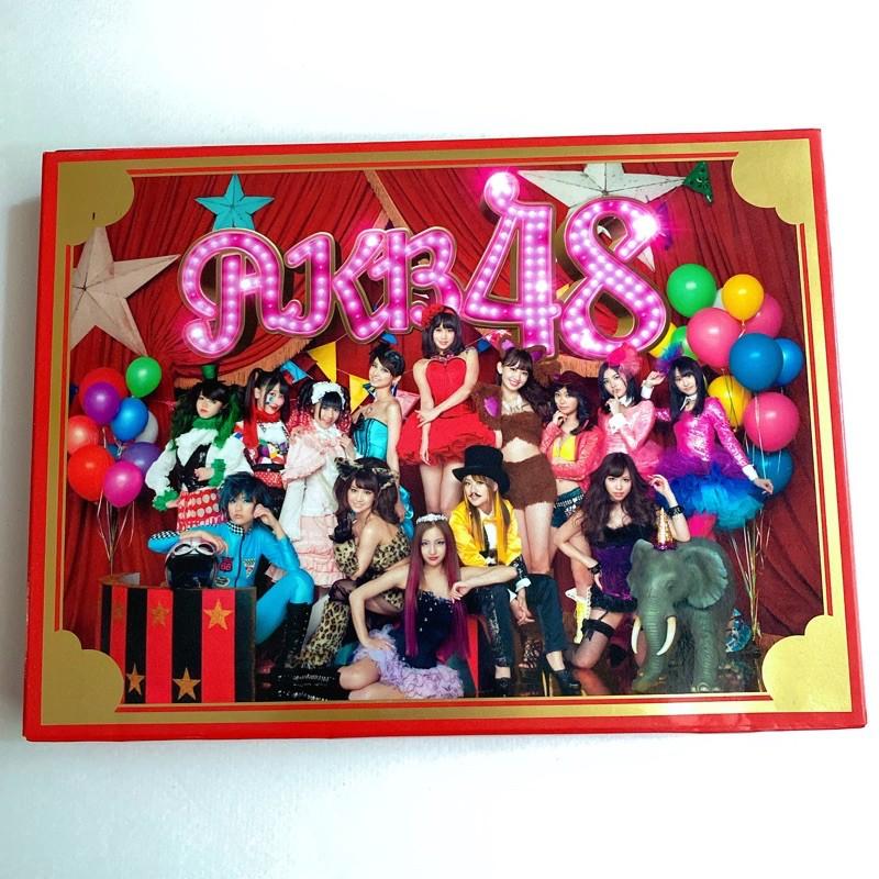 Akb48 kokoni ita koto 💃 (CD+DVD+Booklet) มือสอง