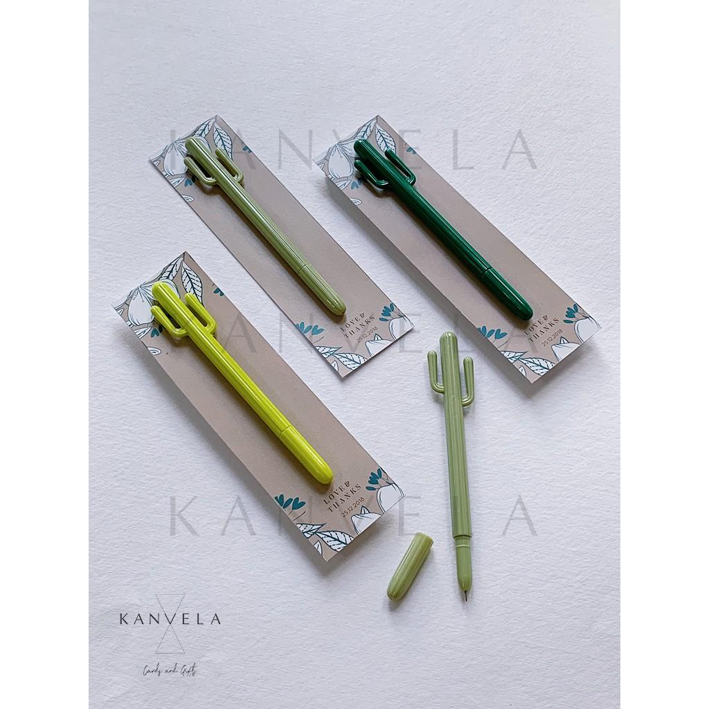 ปากกาCactus มีสินค้าพร้อมส่ง