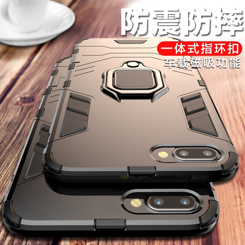 เคส Samsung a8 plus j2 pro s9 A7 A9 2018 j4+j6+s8+ Invisible stent magnetic Anti-fall Case Cover ไอโฟน