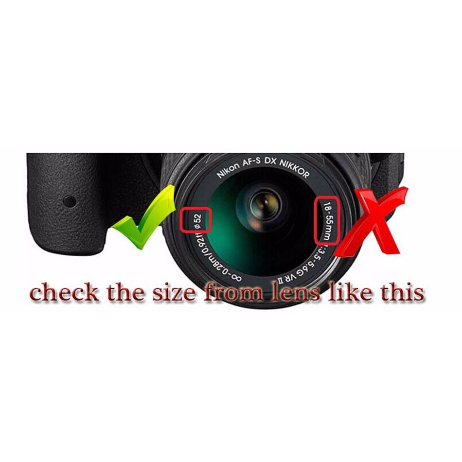 K F Concept Nd2 Nd400 Neutral Density Adjustable Fader 52mm 55mm 67mm 72mm 77mm 95mm For Canon Nikon Sony Camera Nd Lens ราคาท ด ท ส ด