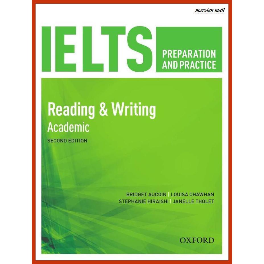 หนังสือ Exam Books - Ielts Preparation And Practice Books - อ่านหนังสือและการอ่านและขาว - Go-Exam.