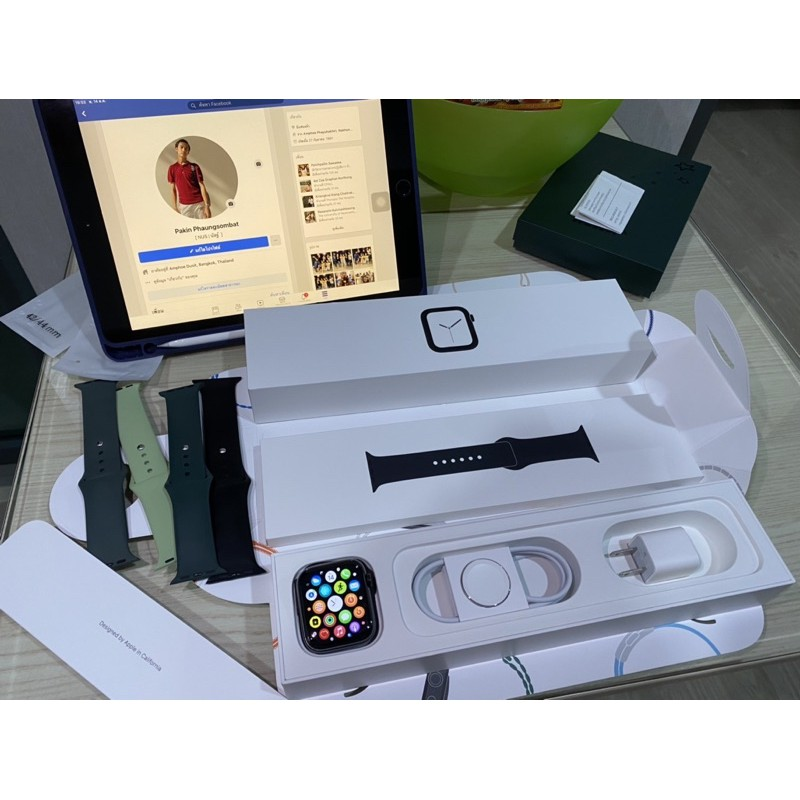 Apple Watch Stainless Steel  Series S4 GPS+Cellular 44 mm