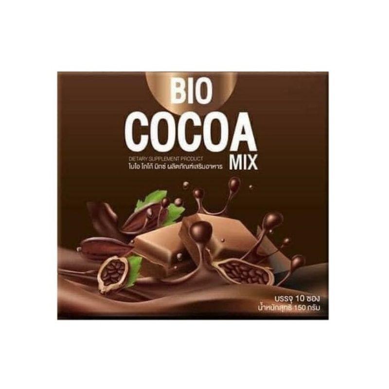 ผงโกโก้ โกโก้ ไบโอ โกโก้มิกซ์ Bio Cocoaของแท้  💯% ไม่กรีดอย.จ้า