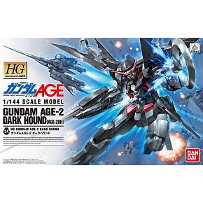 Gundam AGE-2 Dark Hound (HG) (Gundam Model Kits)