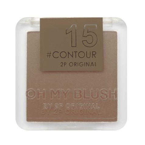 2P Original Oh My Blush 5g.15 Contour
