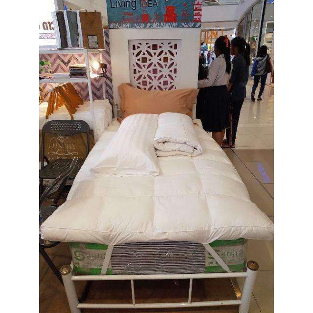 ที่นอน topper topper 5 ฟุต พร้อมส่ง📌Topper 3.5,5.6ฟุต(Luxury)🌟ส่งฟรี📌📌