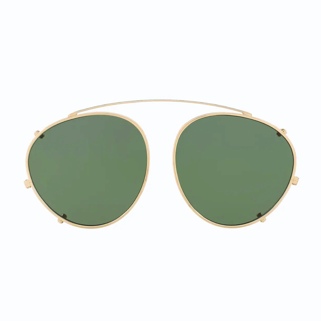OLIVER PEOPLES BROWNSTONE 2 CLIP ON-OLIVER PEOPLES x THE ROW-OV1231TC-CLIP ON