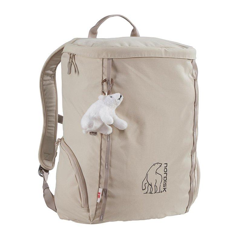 NORDISK หมีขาว YGGdrasil มัลติฟังก์ชั่น กลางแจ้ง ตั้งแคมป์ กระเป๋าเป้เดินทาง กระเป๋าสะพายข้าง