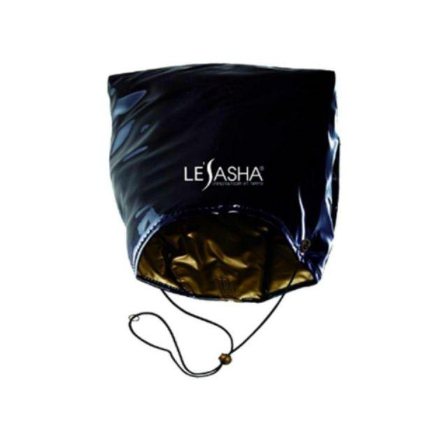 ล้างสต๊อค  Lesasha  หมวกอบไอน้ำ รุ่น Professional Nano Hair Spa ถนอมผม LS0573 เลอซาช่า (ไม่มีกล่อง)