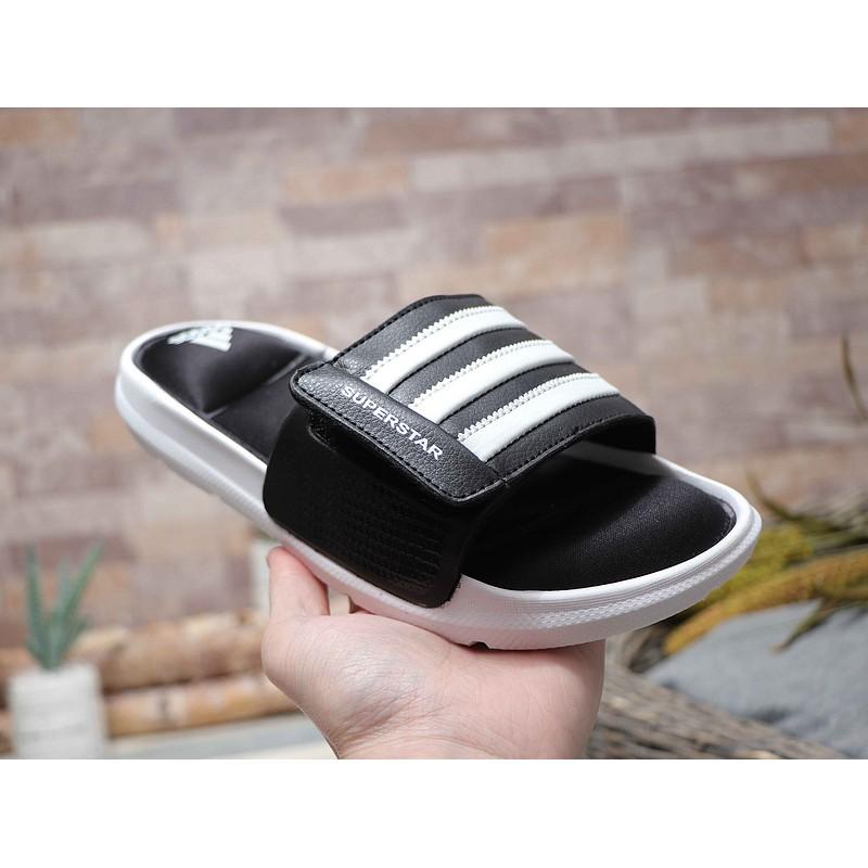 อา ดิ ดา ส รองเท้า แตะ adidas duramo slide ขาย ผู้ชาย ผู้หญิง แท้  ดำ ขาว