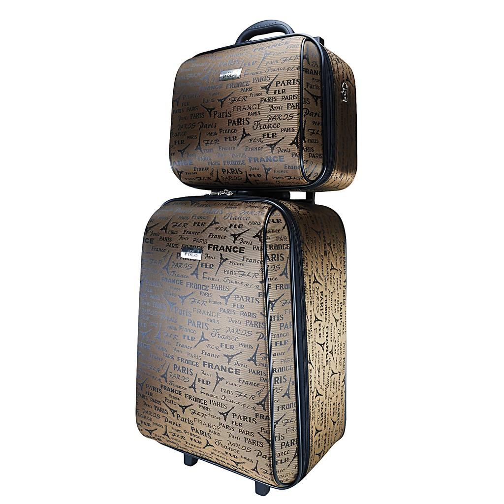 กระเป๋าเดินทางล้อลาก เซ็ตคู่ 20 นิ้ว และ 14 นิ้ว รุ่น 7720 mFcM