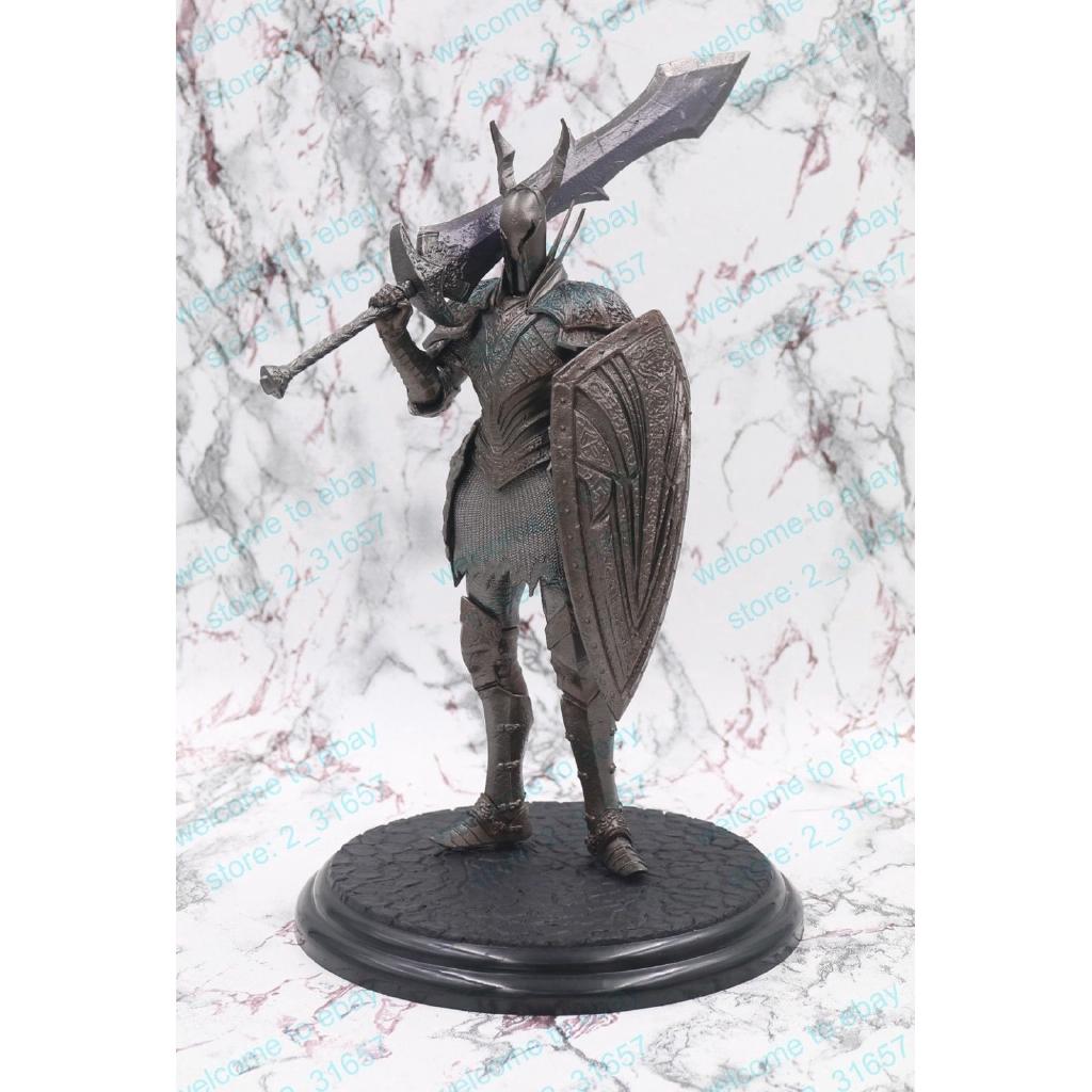 Anime DXF Dark Souls Sculpt Collection Vol 3 Black Knight PVC Figure 20cm Statue