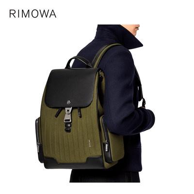 ❅✄กระเป๋ากางเกงกระเป๋าสะพายหลัง【สินค้าใหม่】 Rimowa neverstillbackpack กระเป๋าเป้สะพายหลังกระเป๋าเดินทางกระเป๋านักเรียน