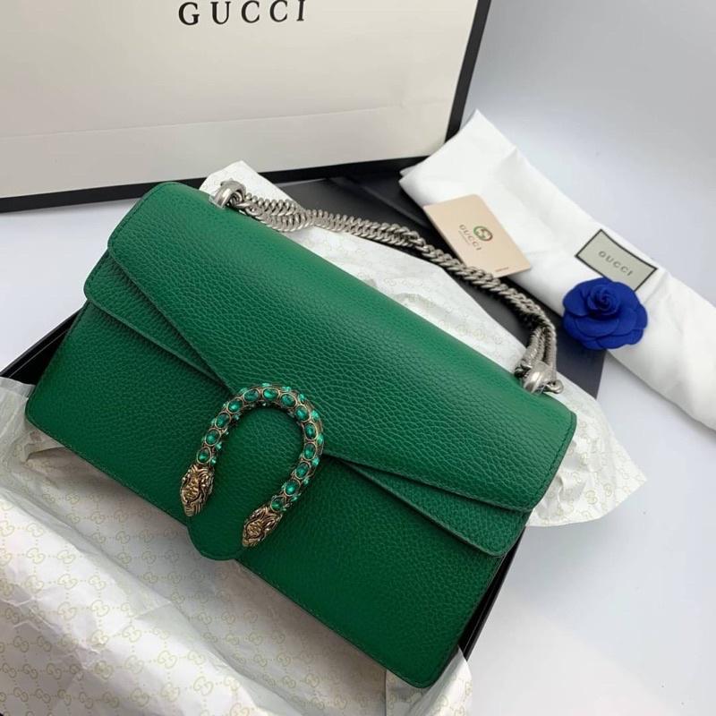 Gucci Dionysus shoulder bag Original Grade Size28cm สวยมากค่ะ เป๊ะทุกอณูเลย ตัวโลหะและอัญมณีทำออกมาได้เทียบแท้เลยค่ะ
