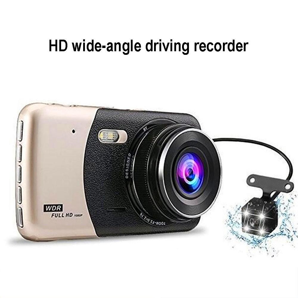 Dash Cam Full HD 1080P DVR Dash Camera 170 Degree Wide Angle Dash Camcorder