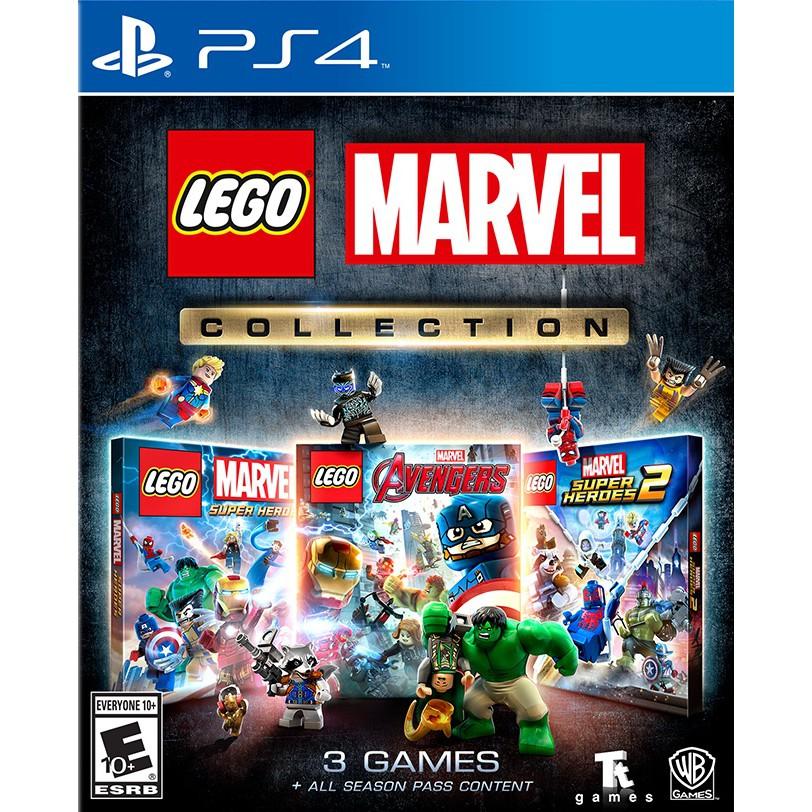 LEGO Marvel Collection [English]