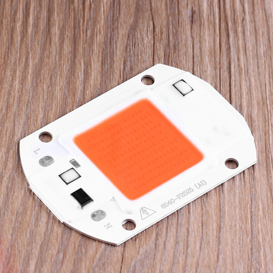 30w full spectrum led grow chip 380-840nm 30w Constant Current LED Driver 12v