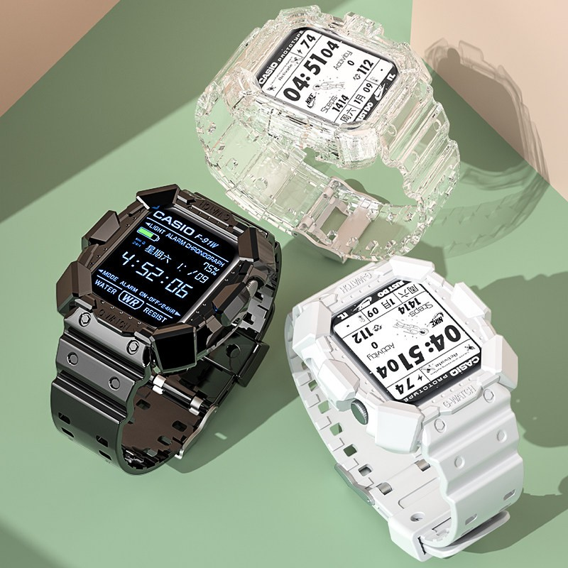 สายนาฬิกาสําหรับ Applewatch 6 Applewatch 5 / 6 / Se 3 / 4 / 2