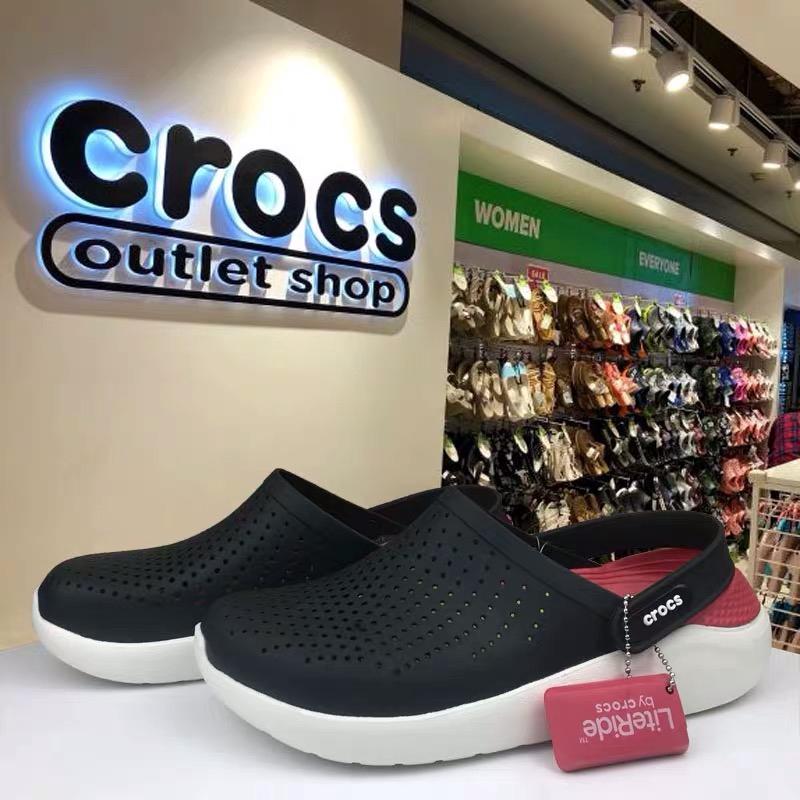 Crocs พร้อมส่ง!! Crocs LiteRide Clog แท้ หิ้วนอก ถูกกว่าshop