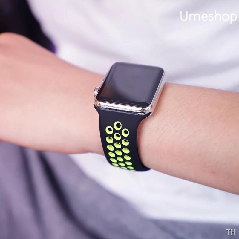 สะดวกสบาย♦✇◕📣🔥💥♘❅สาย สำหรับ Apple Watch Band Series 1 / 2 3 4/ 5/6/SE