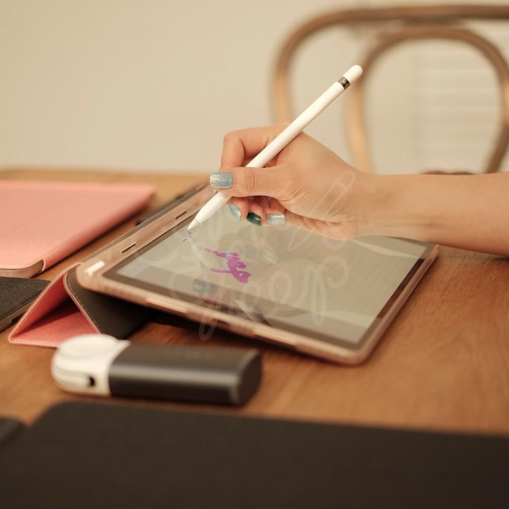 🌻💋📣✔♕เคส iPad 9.7 2018 (Gen6) รุ่น Trifold มีที่เก็บปากกาจาก AppleSheep  เคสไอแพดโปร เคสไอแพดเก็บปากกา