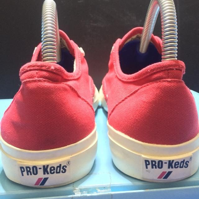 รองเท้าแบรนด์แท้ Pro Keds โปรเกรส