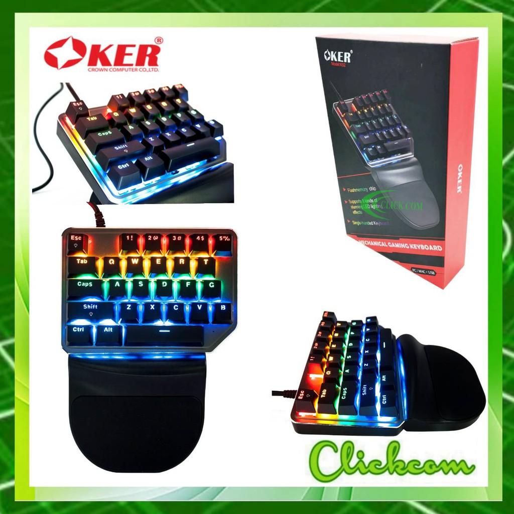 Oker Mechanical Gaming K52