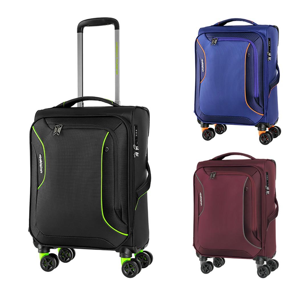 AMERICAN TOURISTER กระเป๋าเดินทางล้อลาก (20 นิ้ว) รุ่น APPLITE 3.0S SPINNER 55/20 EXP TSA