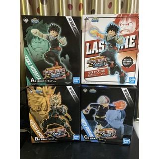 Review My Hero Academia Fighting Heroes feat. Smash Rising งานจับฉลาก