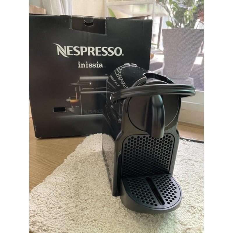 (ส่งฟรี) เครื่องทำกาแฟ Nespresso inissia D40 19 BAR