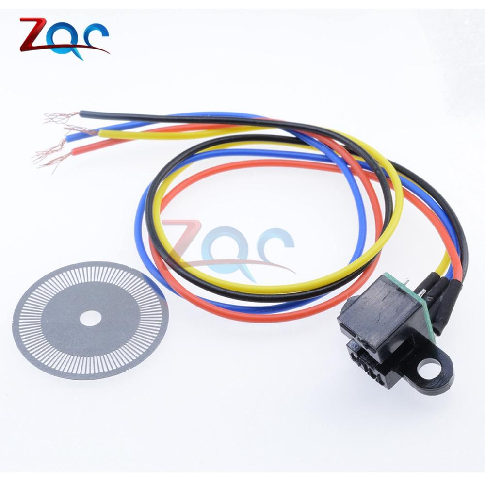 Hot Deal Photoelectric Speed Sensor Encoder Coded Disc Code Wheel