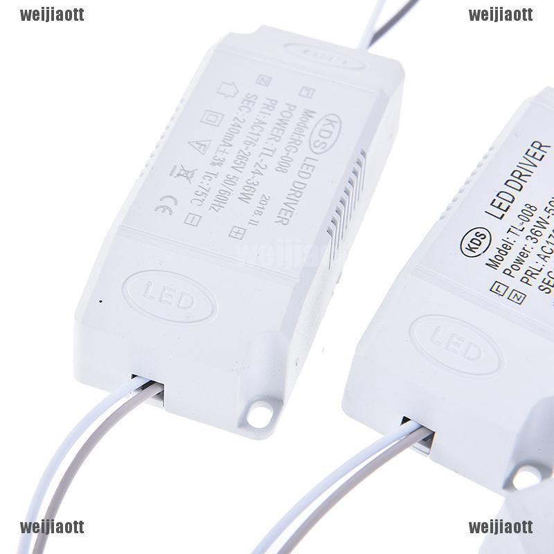 36W LED Netzteil LED Trafo 3A driver LED Power Supply 12V//DC