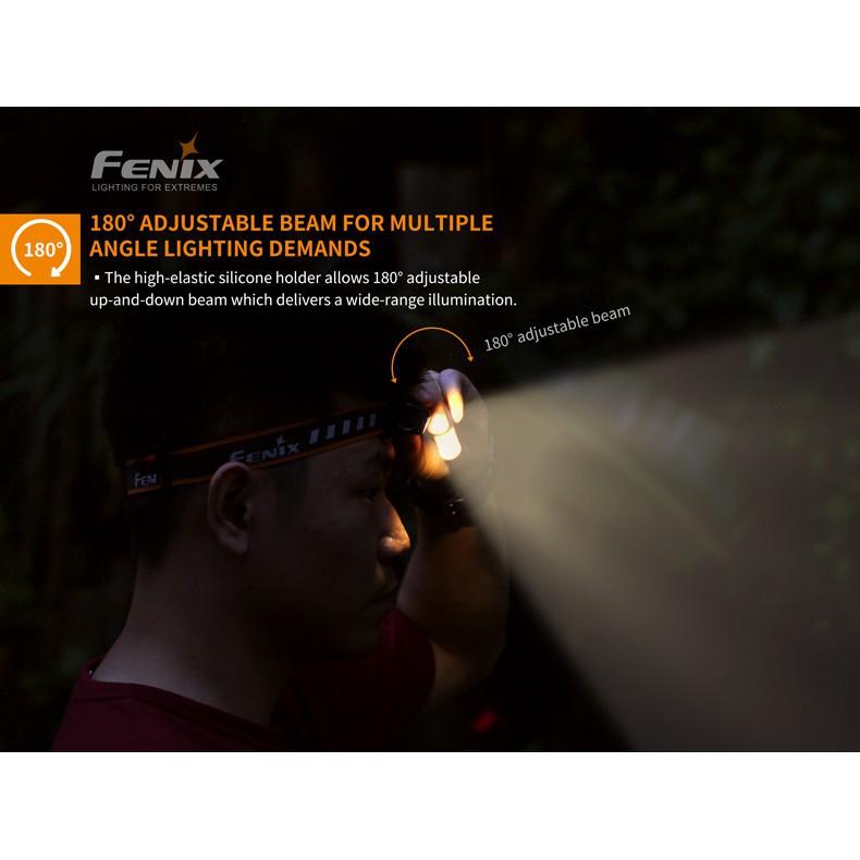 ไฟคาดหัว ไฟฉายคาดหัว ไฟฉายคาดหัว   Fenix HM23:สินค้าตัวแทนในไทยมีประกัน  3 ปี