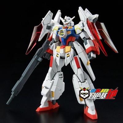 ・∯จุด Bandai PB จำกัด HG hgbd: R TRY Age Gundam Game รุ่นประกอบสี