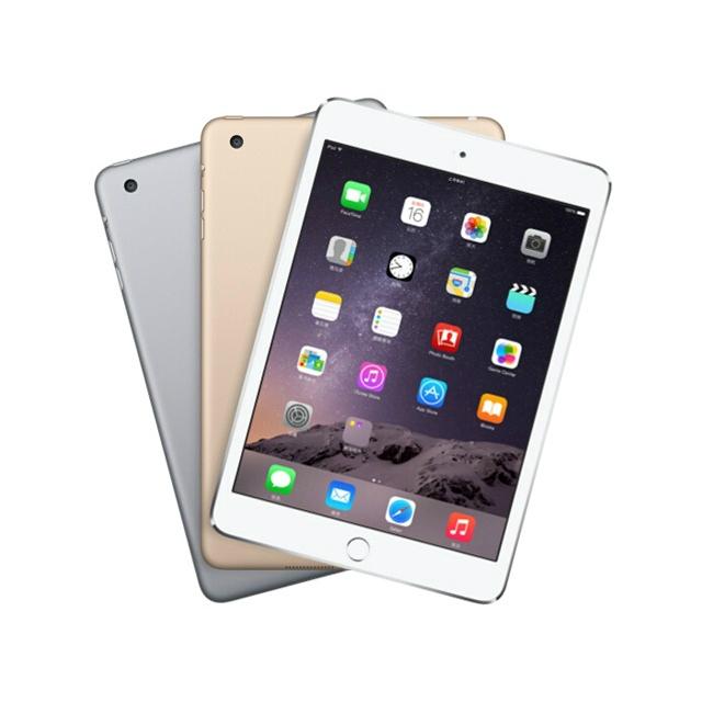 apple ipad3 mini2/3 ไอแพดมินิ2 ไอแพด3 มือ2 ของแท้100% ใส่ซิมได้ รับประกันค่ะ 16Gมือถือ iPhone แท้100% มือสอง