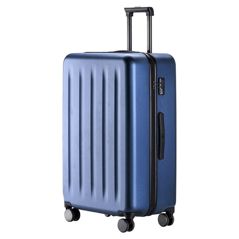 ข้าวฟ่าง(MI)กระเป๋าเดินทางรถเข็น ล้อสากลสำหรับผู้ชายและผู้หญิง90นาทีกระเป๋าเดินทาง24นิ้ว