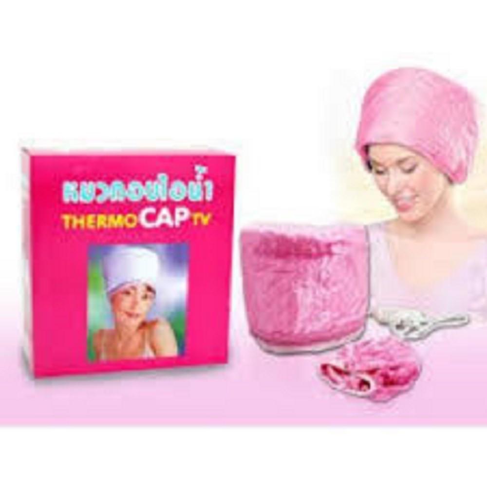 หมวกอบไอน้ำด้วยตัวเอง THERMO CAP TV