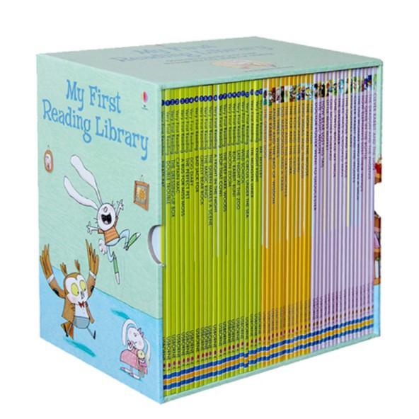 50 Books Set Usborne My Reading Library Children Story Books OiGL