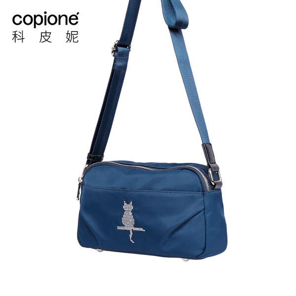 กระเป๋าผ้าขนาดเล็กของผู้หญิงกระเป๋าเดินทาง Messenger หญิงกระเป๋าผ้าใบกระเป๋าสะพายใบเล็กกระเป๋าผ้า Oxford กระเป๋าสะพายข้า