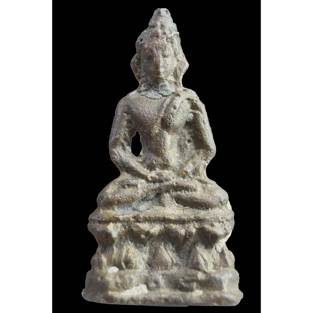 พระชัยวัฒน์ หลวงปู่บุญ วัดกลางบางแก้ว  ร.ศ.118