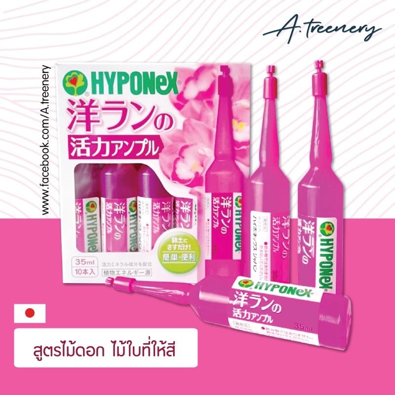 ถูกและคุ้ม ปุ๋ยน้ำ Hyponex Ampoule