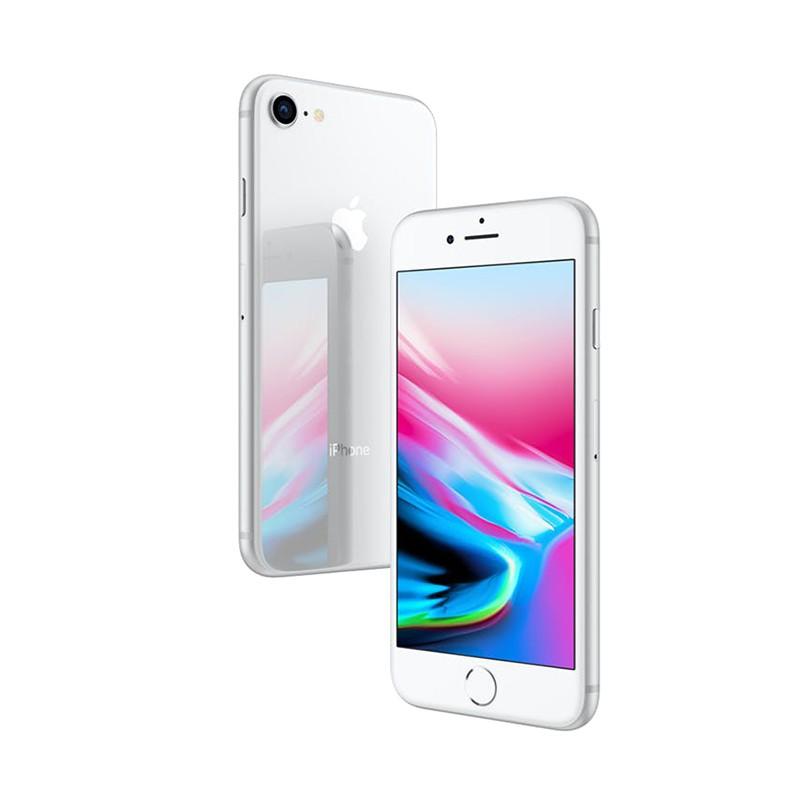 iphone 8 มือ2 แท้100% มีประกัน แถมฟิล์ม+เคส อุปกรณ์ครบกล่อง ดูรูปได้ ไม่เคยแกะ โทรศัพท์มือถือ มือสอง ไอโฟน 8
