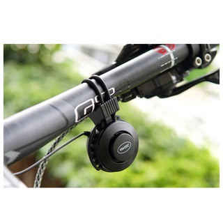 ♡magich♡Electric Bike Horn USB Charging Electronic Bicycle Bell Riding Equipment Accessories Universal for Various Types of Bikes