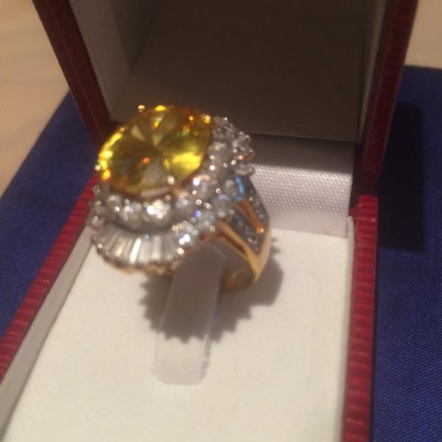 แหวนตัวเรือนทองเหลืองหุ้มทองคำ 100% ไซด์ 59 58 ใส่ได้ราคา 599 บาทส่งฟรี