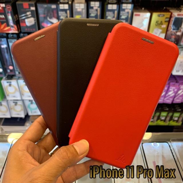 เคส Apple IPhone 11 (6.1) / IPhone 11 Pro Max (เคสฝาพับ)