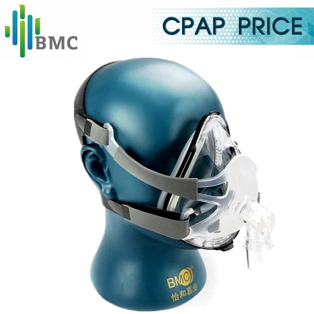 BMC CPAP FM1A Full Face Mask With Headgear (มีรับประกันสินค้า)