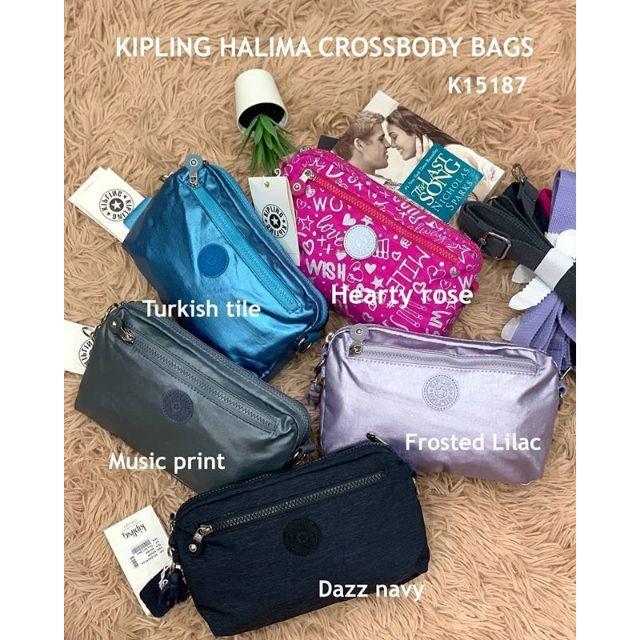 KIPLING HALIMA CROSSBODY BAGS