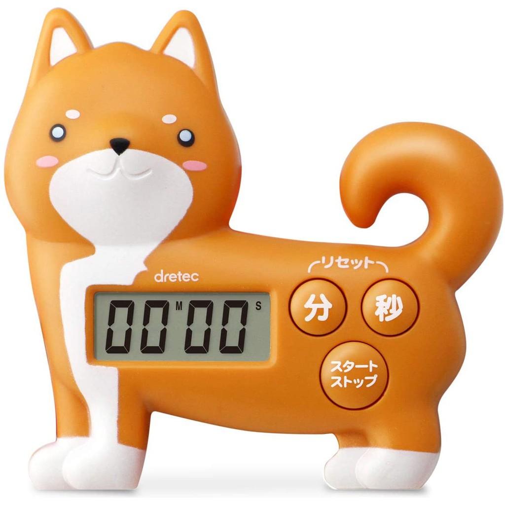 นาฬิกาจับเวลา Dretec Shiba นำเข้าจากญี่ปุ่น