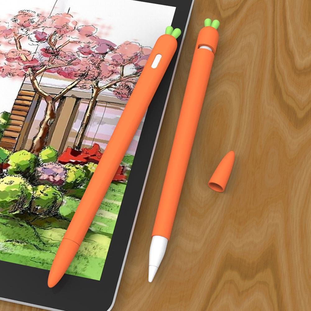 ชุดปากกาหัวแครอทการ์ตูน Applepencil 2 D 1 R 7 1 ชิ้น