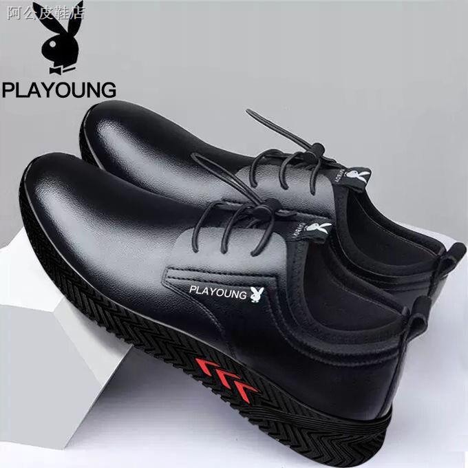 Playboy Playyoung รองเท้าลําลองสําหรับผู้ชาย